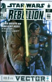 Star Wars Rebellion #15 (2008) Vector Part 5 Dark Horse comic book